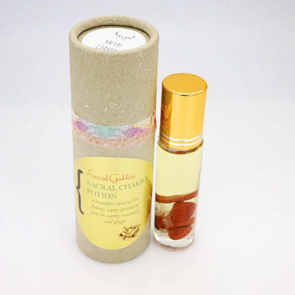 Sacral Chakra Potion